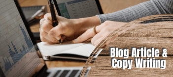 blog copy writing digital marketing services
