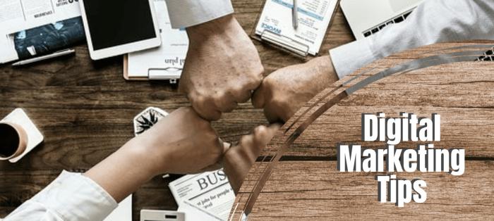 digital marketing tips for smes