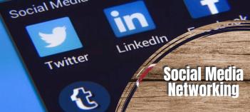 social media networking calendars